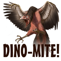 Downer Dinos Facebook sticker #3
