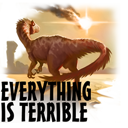 Downer Dinos Facebook sticker #5