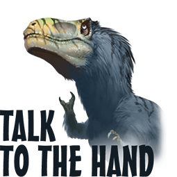 Downer Dinos Facebook sticker #13