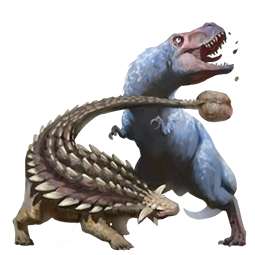 Downer Dinos Facebook sticker #15