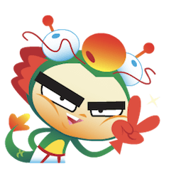 Dragon Boy Facebook sticker #5