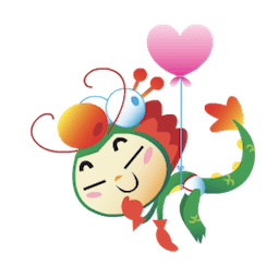 Dragon Boy Facebook sticker #8