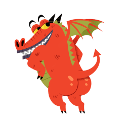 Facebook Dragon Clan stickers