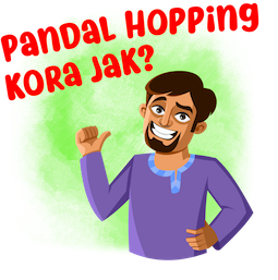 Durga Puja Celebration Facebook sticker #1