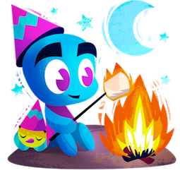 Edmund J. Wizard Facebook sticker #3