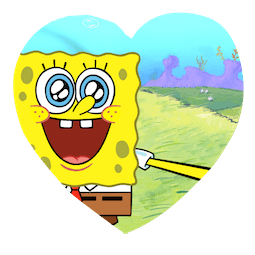 F.U.N. with SpongeBob Facebook sticker #3