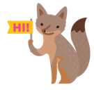 Renards Facebook Facebook sticker #3