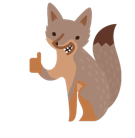 Renards Facebook Facebook sticker #8
