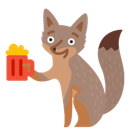 Renards Facebook Facebook sticker #18