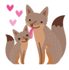 Renards Facebook Facebook sticker #19