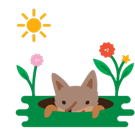Renards Facebook Facebook sticker #20