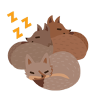 Renards Facebook Facebook sticker #31