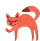 Renards Facebook Facebook sticker #40