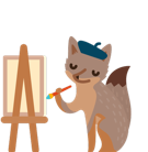 Renards Facebook Facebook sticker #41