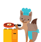 Renards Facebook Facebook sticker #43