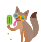 Renards Facebook Facebook sticker #44