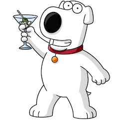 Facebook Stickers Family Guy