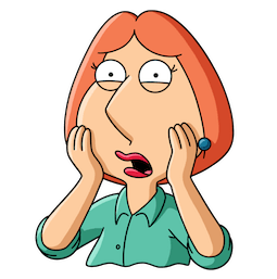 Family Guy Sticker-13
