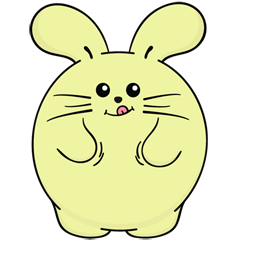 Facebook Fat Rabbit Farm stickers