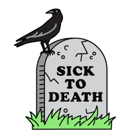 Flu Season Facebook sticker #20