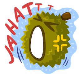 Facebook / Messenger Fresh Fruit Sticker #8