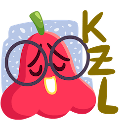 Fresh Fruit Facebook sticker #9