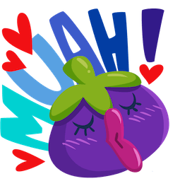 Fresh Fruit Facebook sticker #13