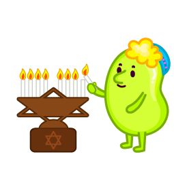Vive les fêtes ! Facebook sticker #40