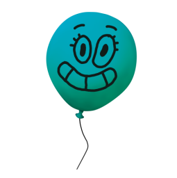 Gumball Facebook sticker #11