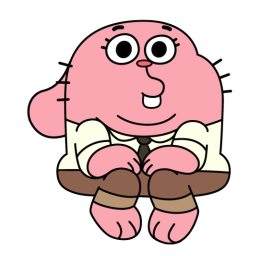 Sticker de Facebook / Messenger Gumball #15