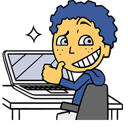 Hacker Boy Facebook sticker #2
