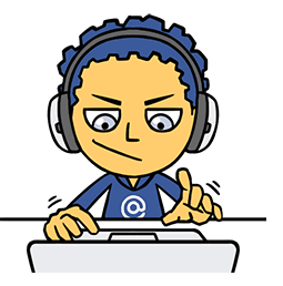 Hacker Boy Facebook sticker #13