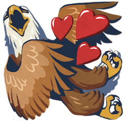 L'aigle Hal Facebook sticker #2