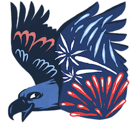 L'aigle Hal Facebook sticker #4