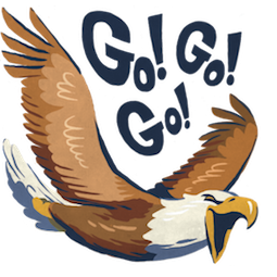 L'aigle Hal Facebook sticker #5