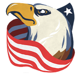 L'aigle Hal Facebook sticker #8