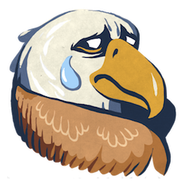 L'aigle Hal Facebook sticker #11