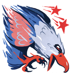 L'aigle Hal Facebook sticker #14