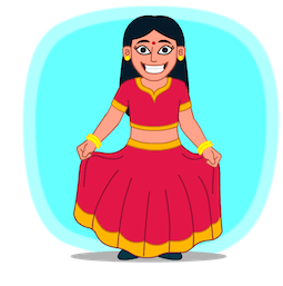 Joyeux Diwali Facebook sticker #4