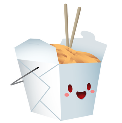 Happy-Go-Lucky Facebook sticker #25