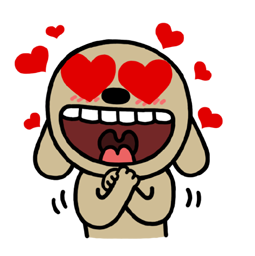 Bonjour Brown Facebook sticker #9