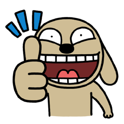Bonjour Brown Facebook sticker #11