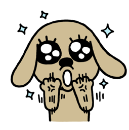 Bonjour Brown Facebook sticker #12