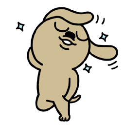 Bonjour Brown Facebook sticker #15