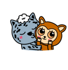 Heromals Facebook sticker #8