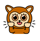 Fuerza animal Facebook sticker #10