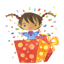 Facebook / Messenger Holiday Cheer sticker #14