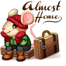 Home for the Holidays Facebook sticker #1