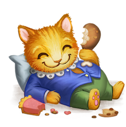 Facebook sticker Home for the Holidays 12