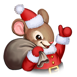 Home for the Holidays Facebook sticker #14